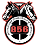 Teamsters 856 Local Logo